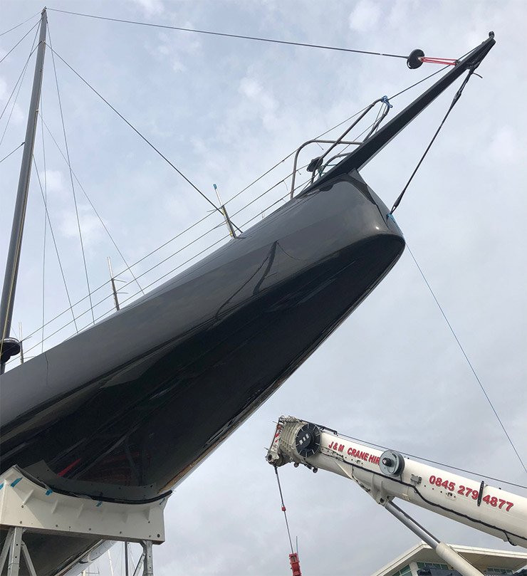 New Imoca 60 Boss