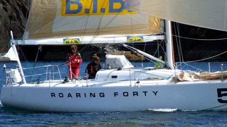 1000-Mile Doublehanded Race