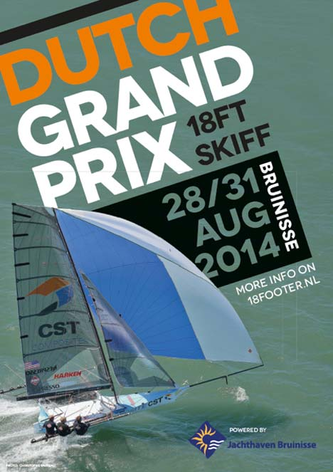 18ft Skiff Grand prix
