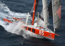 Barcelona World Race Proloog