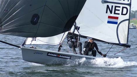 Magic Marine RS 500 Training Event