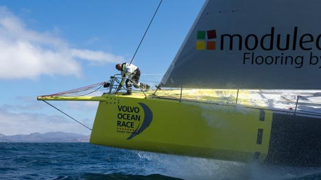 Team Brunel in actie