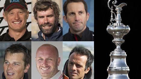sextet America's Cup