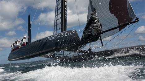 America's Cup AC45