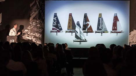Volvo Ocean Race Teams and Ports Conference