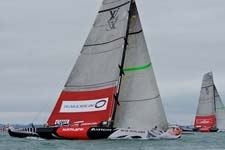 Alinghi vs Teamorigin