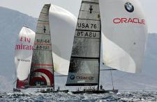 Alinghi vs Oracle