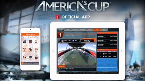 America's Cup apps
