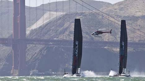 America's Cup VIP tickets