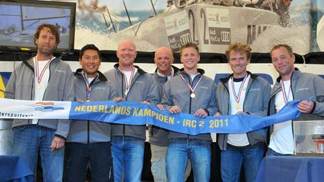 Nederlands kampioen IRC 2: Quantum Racing
