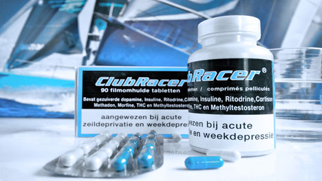 ClubRacer doping