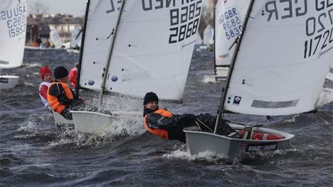 Magic Marine International Easter Optimist Regatta