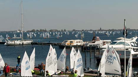 Magic Marine Easter Regatta
