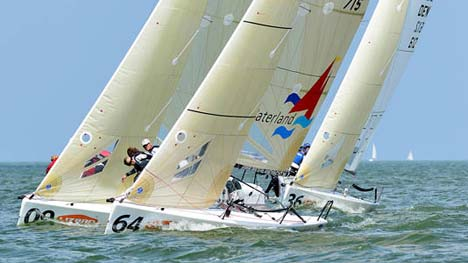 Waterland Yacht Charter Melges 24