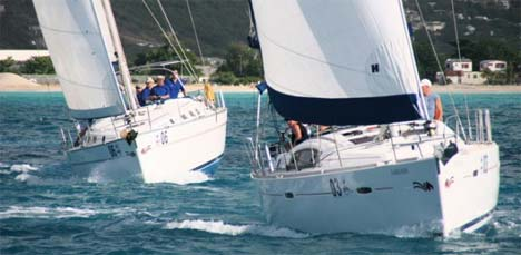 Golden Rock Regatta