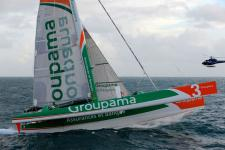 Jules Verne Trophy: Groupama 3 is vertrokken