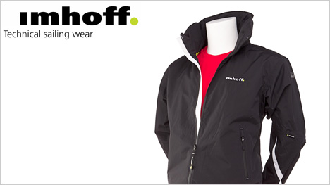 Imhoff Harbour jacket black E13917