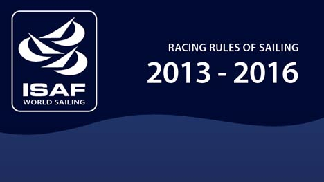 ISAF Racing Rules of Sailing