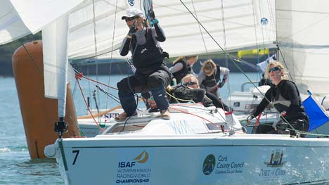 2015 ISAF Women's Match Racing World Championship