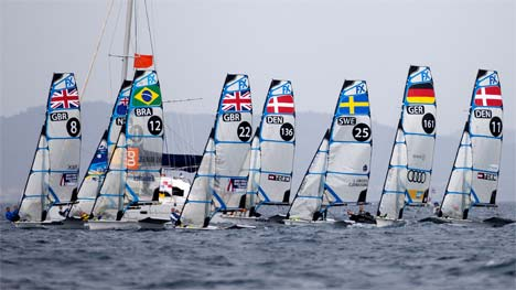 ISAF Grand Final