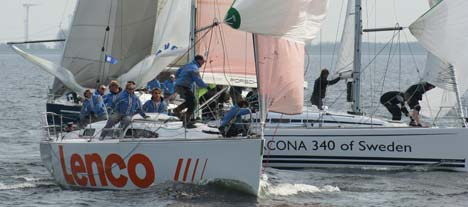 Lenco Regatta 2010