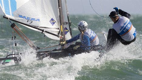 Sailing World Cup in Miami