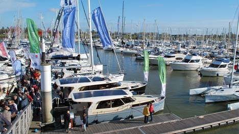 Nieuwpoort International Boatshow