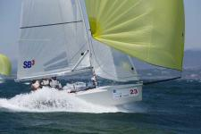 Open NK Laser SB3 en Tri-Nations Cup in Oostende telt reeds 30 boten aan de start