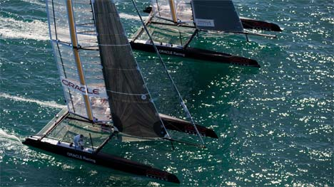 Oracle Racing AC45