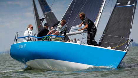 Coutts Quarter Ton Cup 2014