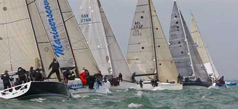 RORC IRC National Championship