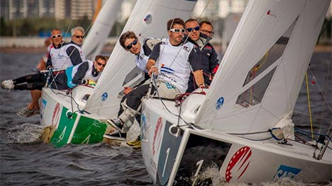 Sailing Champions League 2016