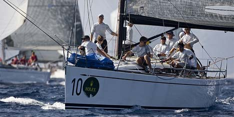 Rolex Swan Cup - Charisma