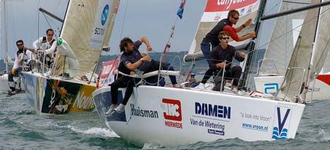 Team Delft Challenge wint Grand Prix Atlantique