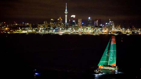 Groupama in Auckland