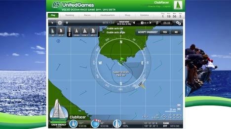 Volvo Ocean Race Game