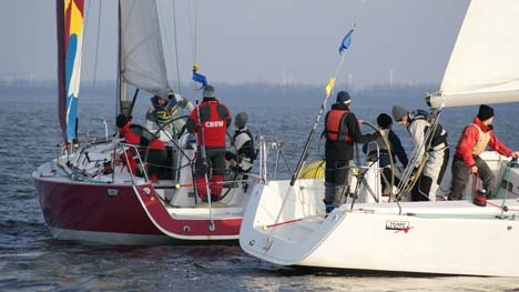 Team Heiner Winter Match Racing