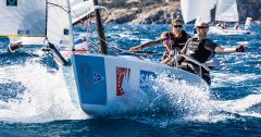 Jachtclub Scheveningen in de Sailing Champions League
