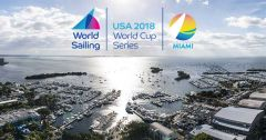 Sailing World Cup Miami