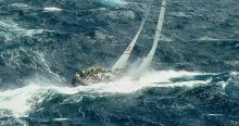 Rolex Sydney Hobart Yacht Race 2017 video