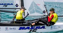 Youth Sailing World Championship