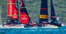 America's Cup video