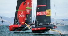 America's Cup Emirates Team New Zealand